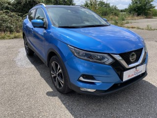 Nissan Qashqai 1,2 DIG-T A/T N-Connecta + Cold Pack + Look pack